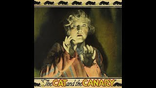 "Paul Leni - ""The cat and the canary"" (1927) - Music by Dionysis Boukouvalas (live version)"