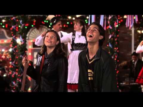I'll Be Home For Christmas  Jessica Biel & Adam LaVorgna
