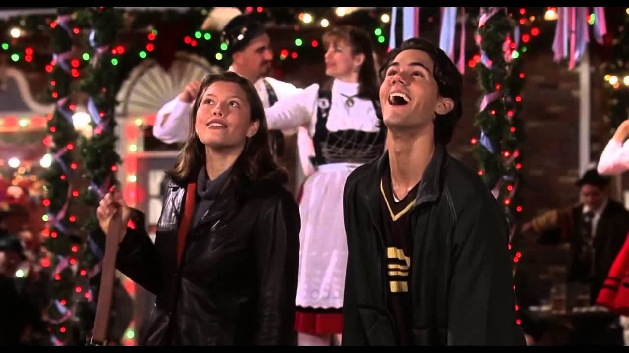 I\'ll Be Home For Christmas - Jessica Biel & Adam LaVorgna - YouTube