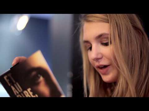 Sophie Nélisse lit «Et au pire, on se mariera»