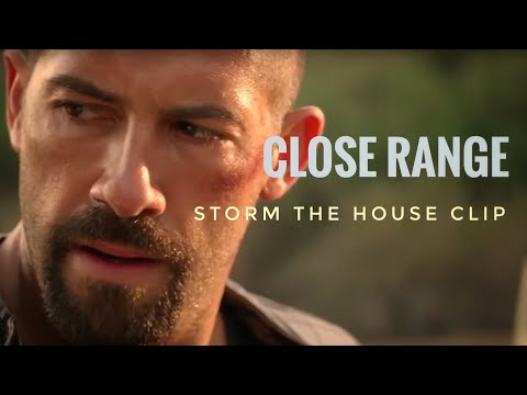 Close Range Movie Clip - Storm The House
