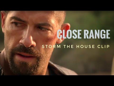 Close Range Movie Clip - Storm The House