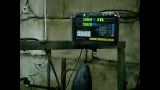 Устройство цифровой индикации H.X.X.(УЦИ - Устройства Цифровой Индикации (Digital Read Out) предназначены для оснащения универсальных фрезерных, токарн..., 2014-02-26T08:27:31.000Z)