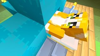 Minecraft Xbox - Quest To Tuck People Into Bed (131)