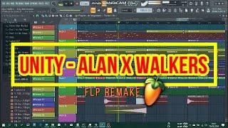 Download Dj Unity (Alan X Walkers) Remix FL Studio