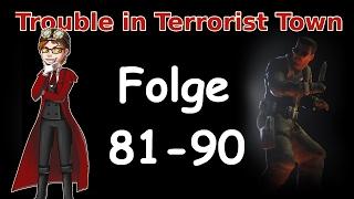 Trouble in Terrorist Town (Folge 81-90) - Best of Dhalucard