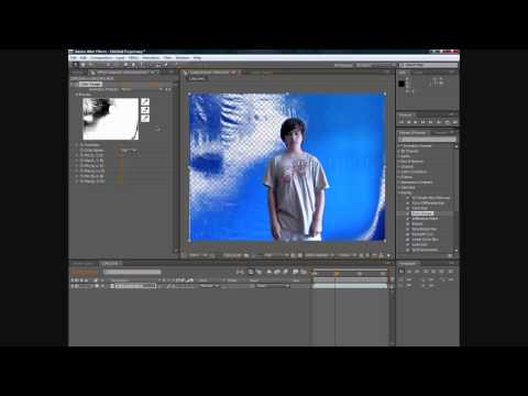 The Green Screen Effect Tutorial + Tips + Explosion - Adobe After Effects
