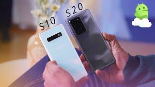 Galaxy S20 Series vs S10: Should You Upgrade? [Samsung Comparison]
