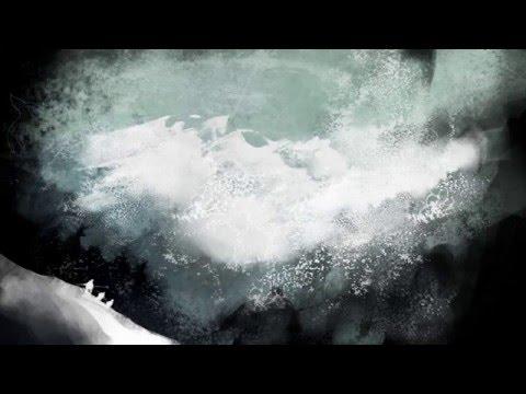 """Art on Snow. Gastein - Multimedia Performance """"Der Gletschergeist"""""""