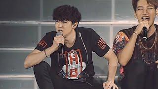 [2PM] 콘서트할 때도 여전한 퉆망진창