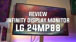 Review Monitor LG 24MP88 (Indonesia)