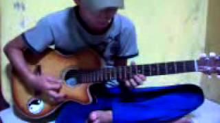 Guitar cover UNgU feat Chrisye - Cinta yang lain.3gp