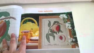 Nuevo trabajo revista Labores del hogar, organización y primer avance