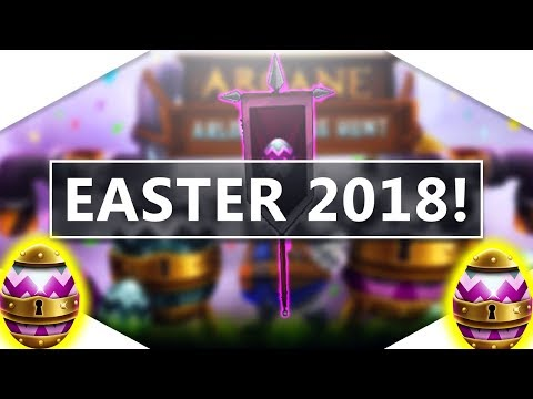 Arcane Legends |  2018 ARLORIAN EGG HUNT EVENT GUIDE!