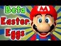 Mario 64 - Beta EASTER EGGS And SECRETS