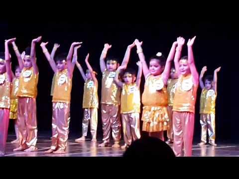Chuna hai ab hame aasma Manav mangal school