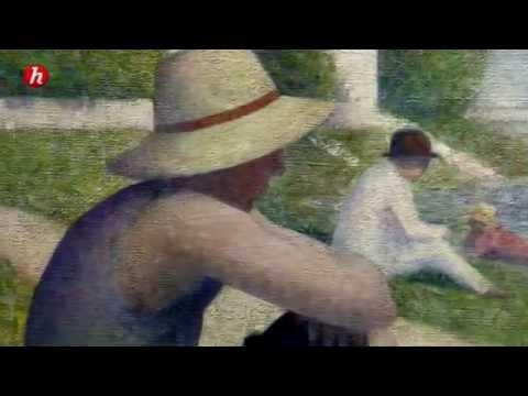 Seurat Van Gogh Monet