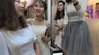 ベトナムのカラオケ&ガールスバー通りを散歩してみた Ho Chi Minh City in Vietnam Night life