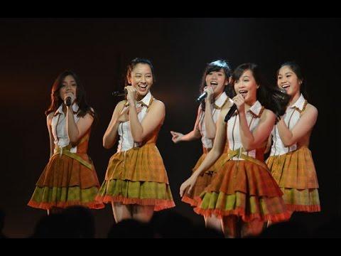 JKT48 dan AKB48 Bertemu saat Geladi Resik