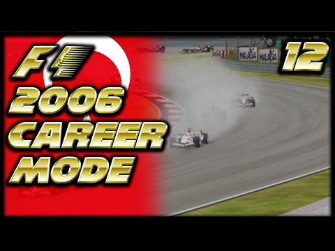 F1 2006 Career Mode Part 12: Turkish Grand Prix Istanbul