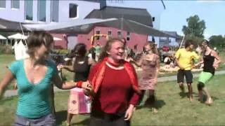 360° Conference - Folk Dance on the meadow