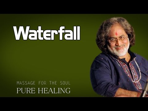 Waterfall | Pandit Vishwa Mohan Bhatt (Album: Massage for the Soul-Pure Healing)
