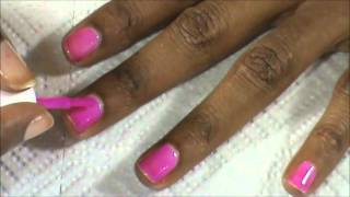 DIY Gel Nail Polish Tutorial
