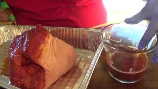 Smoking a Pork Picnic Roast | Pork Picnic Recipe