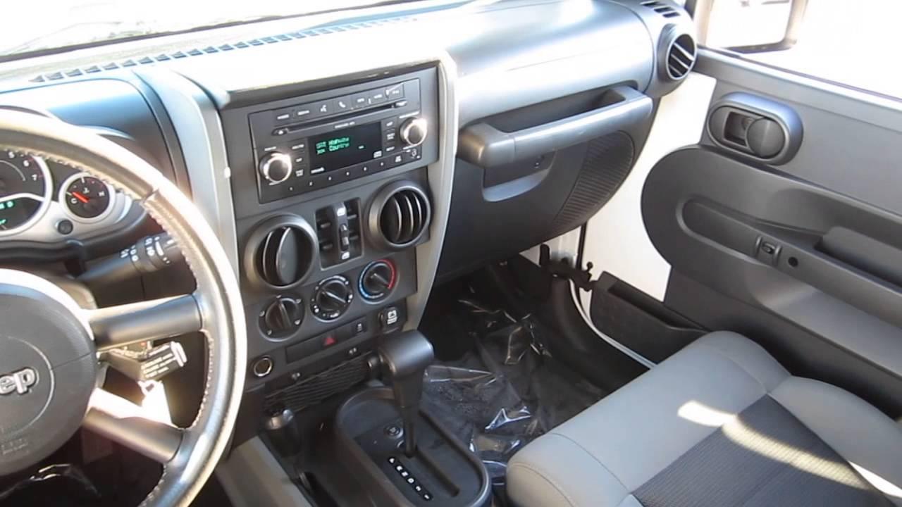 2010 Jeep Wrangler Interior Parts