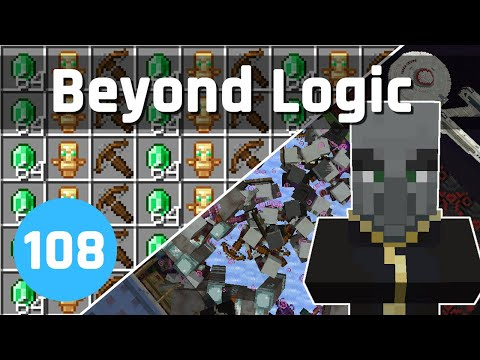 Raid Farm in the End - Beyond Logic #108 | Minecraft 1.14