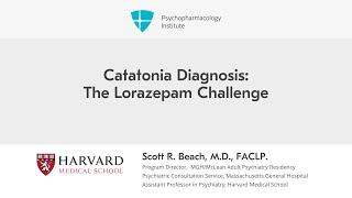 Download Mp3 Do You Know About The Lorazepam Challenge In Catatonia?