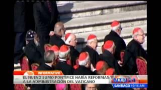 Desafíos que tendrá que afrontar el nuevo Papa