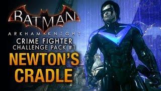 Batman: Arkham Knight - Crime Fighter Challenge Pack #1 - Nightwing: Newton