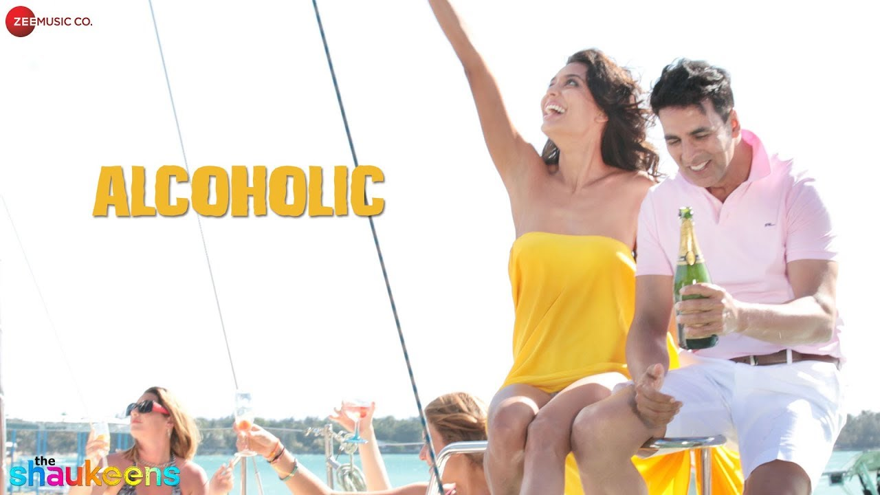 exclusive* alcoholic full video | the shaukeens | yo yo honey singh