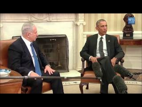 REVELATION: President Obama held a bilateral meeting with Prime Minister Netanyahu - 2017