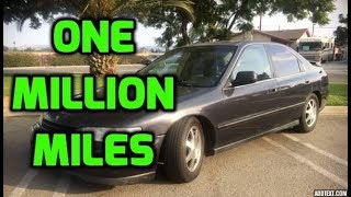 Cars That Can Hit 1,000,000 Miles