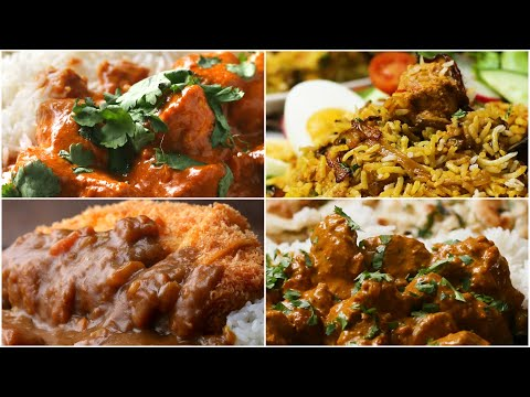 Download Youtube: 6 Delicious Recipes for Curry Night