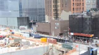 One World Trade Center Construction Site 05/30/2013