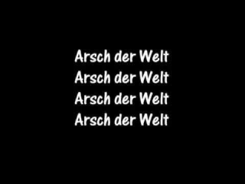 Du Hast Den Schonsten Arsch Der Welt  Alex C, Yasmin K (Lyrics)