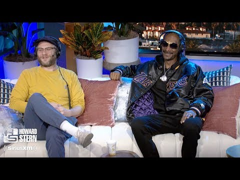 Snoop Dogg and Seth Rogen's Advice to New Weed Smokers: Take Only One Hit