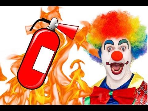 Как объяснить ребенку что такое пожар
