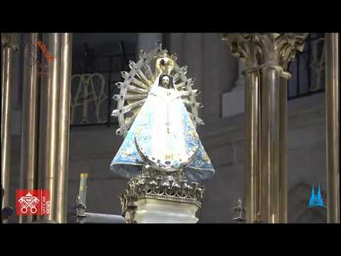 08/05 Kinh Mân Côi tại Đền thánh Đức Mẹ Luján (Argentina)