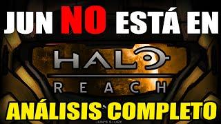 Jun NO Está en Halo Reach: LA VERDAD (Part. 4)