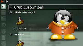 Gérer le boot de votre PC avec GrubCustomizer sur Linux