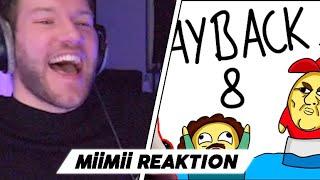Jan Meyer REAGIERT auf MiiMii PAYBACK 8 😨 Jan Meyer Reaktion