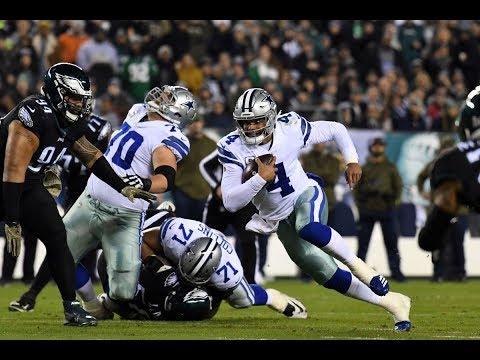 Cowboys Vs Eagles Live Stream Look Back At Week 16 Reaction