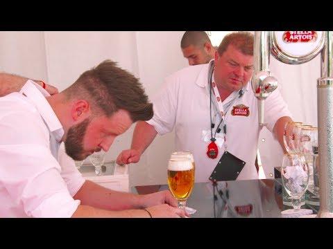 Behind the Scenes | Stella Artois World Draught Masters 2014