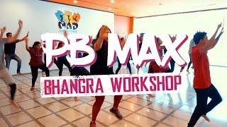 Notorious Jatt | Prabh Gill | PB Max | Bhangra Workshop | Pure Bhangra |