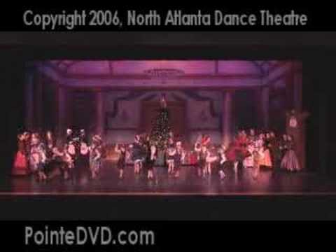 March From The Nutcracker Youtube