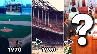 What happened to these MLB Stadiums? Their fates revealed...